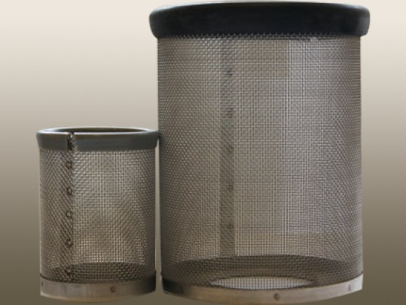 REPLACEMENT CHEST STRAINER - FILTER DRIPPER MESH