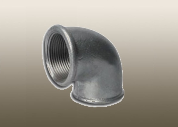 GALVANIZED ELBOW 90° FITTING