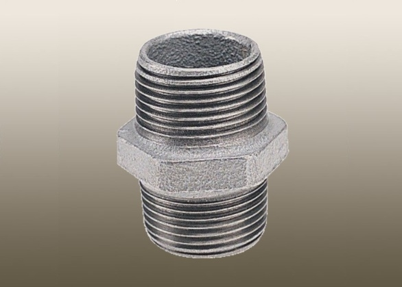 GALVANIZED PIPE NIPPEL FITTING